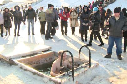 В Приамурье оборудуют 14 купелей для Крещенских купаний