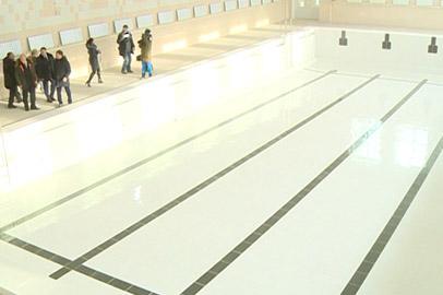 Современный спортивный комплекс готовится к открытию в Свободном