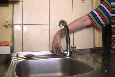 Жильцы общежития в Благовещенске испытывают перебои с водоснабжением