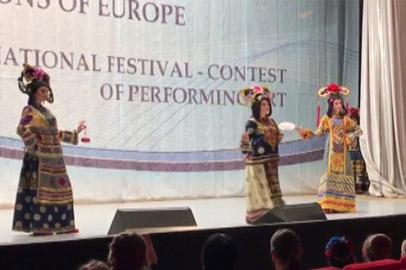 Благовещенская студия «Жираф» стала победителем фестиваля «Надежды Европы 2017»