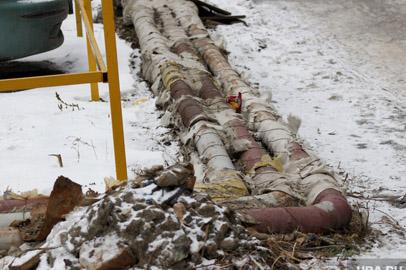 В Сковородино ликвидируют последствия коммунальной аварии