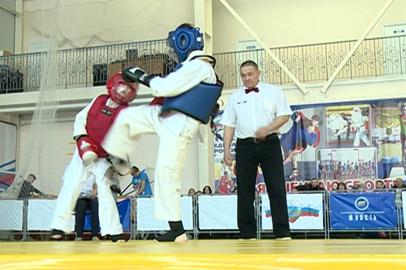 В Благовещенске впервые прошел турнир по всестилевому каратэ