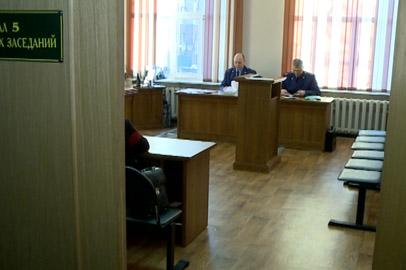 В Благовещенске начался суд над экс-главой судебных приставов области и его заместителем