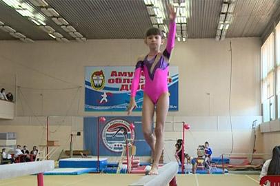 Турнир по спортивной гимнастике организовали к 70-летию областной спортшколы