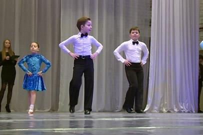 На «Снежном балу»  в Благовещенске танцевали танго, фокстрот и самбу
