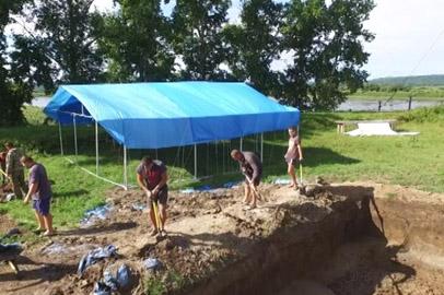 Фонд «Петропавловск» завершает археологические раскопки на месте Албазинского острога