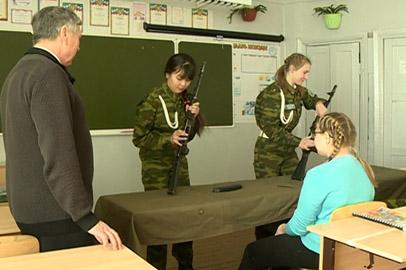 Юные патриоты Михайловского района совершат лыжный поход вдоль границы