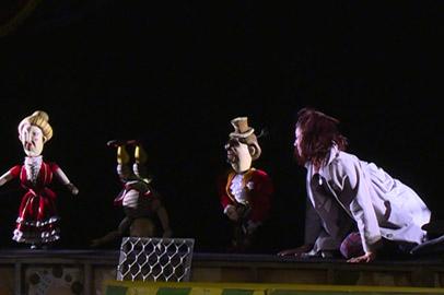 В областном театре кукол покажут новую версию спектакля «Цирк Шардам»