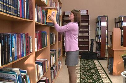 Белогорские детская и взрослая библиотеки переехали в Центр культурного развития
