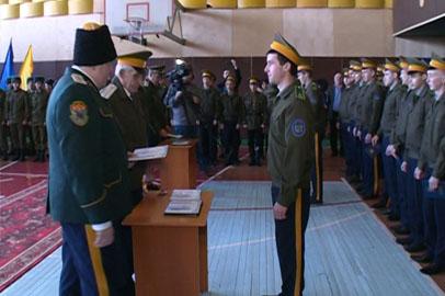 Дипломы об окончании Амурского казачьего колледжа получили 42 выпускника
