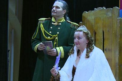Ролевой фестиваль в Благовещенске завершился балом у Екатерины Второй