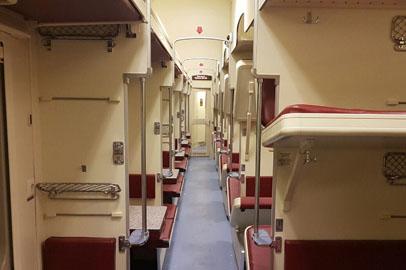 В составы тындинского и хабаровского поездов включили более комфортные вагоны