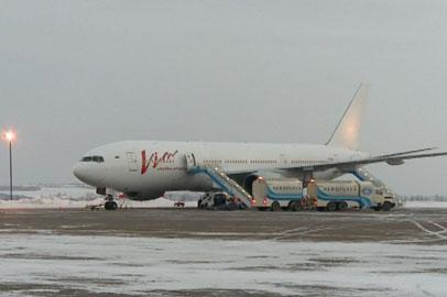 В Благовещенск вновь будет летать «Боинг 777»