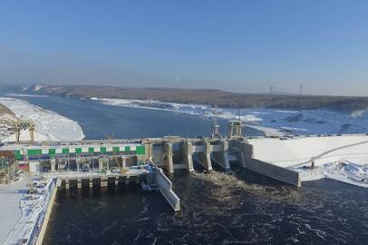 Второй гидроагрегат Нижне-Бурейской ГЭС пройдет испытания на холостом ходу