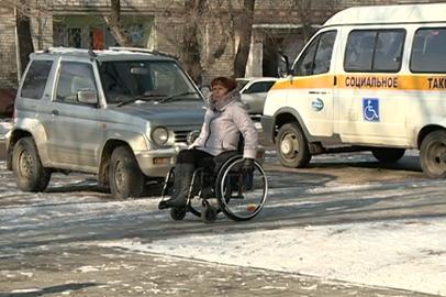 В Приамурье на адаптацию дорожной инфраструктуры для инвалидов потратили почти 37 миллионов рублей