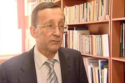 Профессор БГПУ Александр Урманов отмечает юбилей