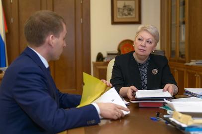 Александр Козлов обсудил в Москве возведение Циолковского и вопросы образования