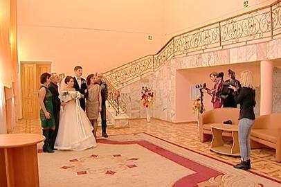 В День святого Валентина поженится 31 амурская пара