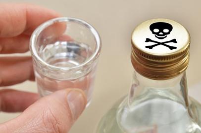 Трое жителей Сковородино умерли после употребления суррогатного алкоголя