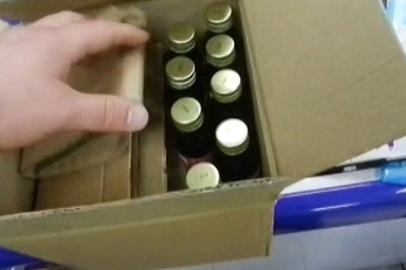 В феврале сотрудники амурского Роспотребнадзора изъяли почти 13 литров спиртовых настоек
