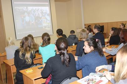 Студенты-лингвисты БГПУ провели телемост с немецкими школьниками