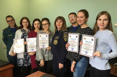Студенты АмГУ победили в I этапе Всероссийских соревнований «Человеческий фактор — 2017»