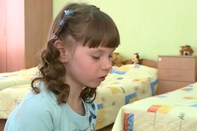 «Счастье каждому»: 8-летняя Даша мечтает о родителях