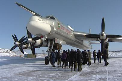 Военный аэродром «Украинка» реконструируют