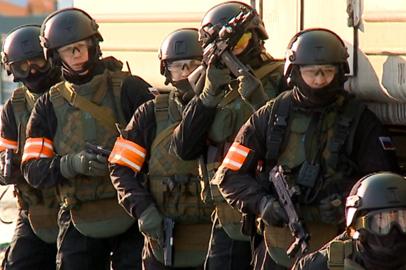 Условных террористов обезвредили силовики на железнодорожном вокзале Благовещенска