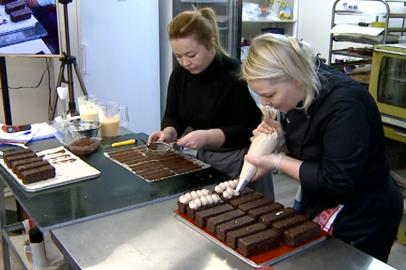Европейские десерты научились делать амурские кондитеры