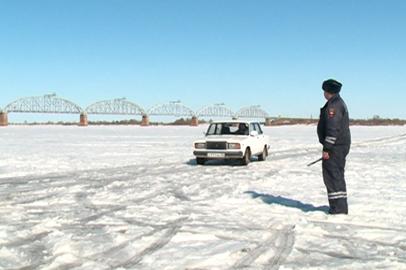 Спасатели призывают амурчан к соблюдению мер безопасности на льду