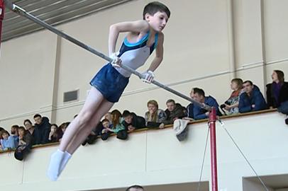 В Благовещенске прошло детское первенство по спортивной гимнастике