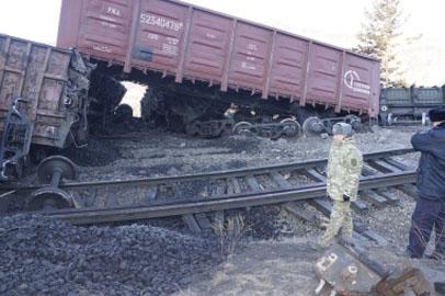 Из-за аварии на ЗабЖД благовещенские пассажиры добирались в Читу на автобусах