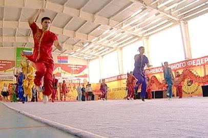 Амурчане завоевали 16 медалей на всероссийском турнире по ушу-таолу