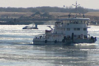 Теплый март может привести к ранней навигации на амурских реках