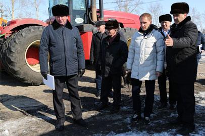 Александр Козлов: зарплата работников АПК находится на особом контроле