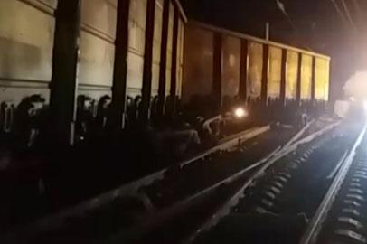 По факту аварии на переезде в Серышевском районе возбуждено уголовное дело