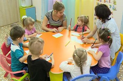 Без очереди, но за деньги: в Приамурье растет популярность частных детских садов