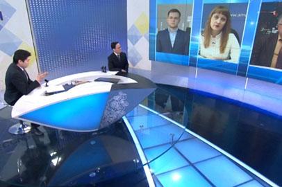 В эфире китайского телевидения обсудили сотрудничество с Приамурьем