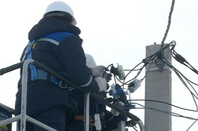 За воровство электроэнергии благовещенку оштрафовали на 10 тысяч рублей