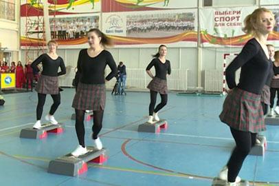 Самые танцующие амурские спортсменки собрались на чемпионат в Благовещенске