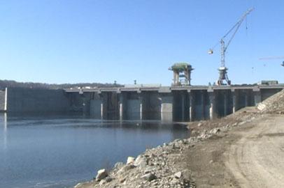 На Нижне-Бурейской ГЭС приступают к заполнению водохранилища