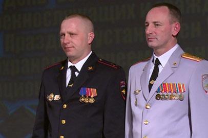 Лучших военнослужащих амурского отдела Росгвардии чествовали в Благовещенске
