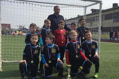 Юные амурские футболисты победили на турнире в Приморье