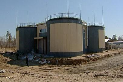 Современную очистную станцию и завод по переработке отходов  возводят в Циолковском