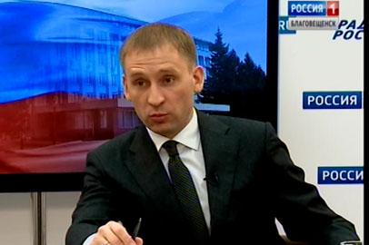 РАЗГОВОР С ГУБЕРНАТОРОМ. Александр Козлов ответил на вопросы журналистов