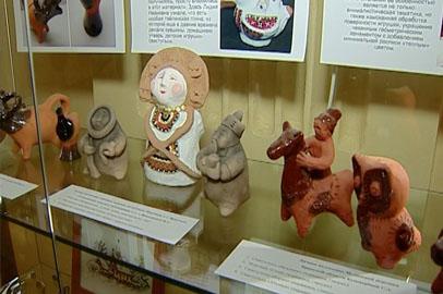 Выставка изделий амурских мастеров открылась в Благовещенске