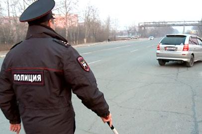 Восьмерых пьяных водителей поймали благовещенские автоинспекторы