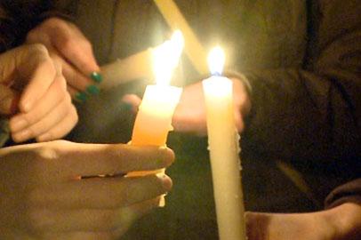 Благовещенцы зажгут свечи в память о погибших при взрыве в метро Санкт-Петербурга