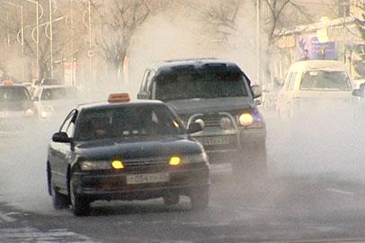 Войну нелегальным таксистам объявили амурские власти и полиция